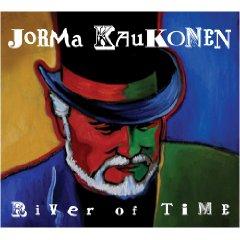 <i>River of Time</i> (Jorma Kaukonen album) 2009 studio album by Jorma Kaukonen