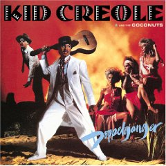 <i>Doppelganger</i> (Kid Creole and the Coconuts album) 1983 studio album by Kid Creole and the Coconuts