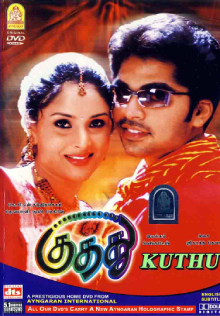 <i>Kuththu</i> 2004 film by A. Venkatesh