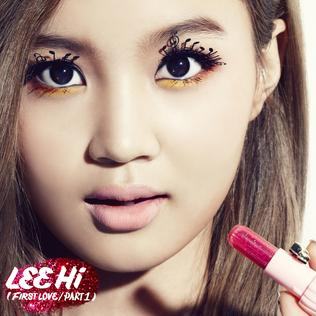 File:Lee Hi 1st Album - First Love (Part.1).jpg
