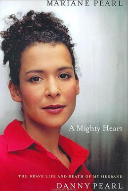 Image result for a mighty heart book cover