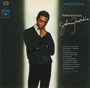 <i>Romantically</i> 1963 studio album by Johnny Mathis