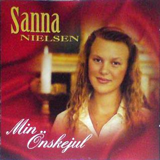 <i>Min önskejul</i> 1997 studio album by Sanna Nielsen