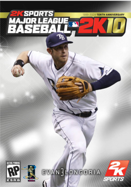 Evan Longoria MLB 2K10