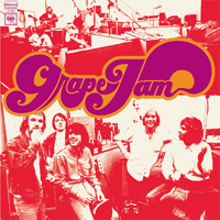 Cover art for Grape Jam.
