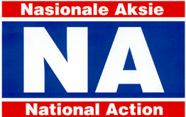 National Action (South Africa) defunct political party in South Africa