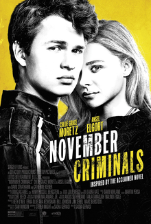 Picture of a movie: November Criminals