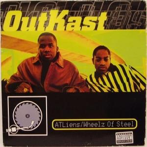 Titelbild des Gesangs ATLiens von OutKast