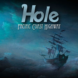 "Single cover for Hole's ""Pacific Coast Highway"""