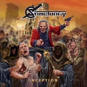 <i>Inception</i> (Sanctuary album) 2017 studio album by Sanctuary
