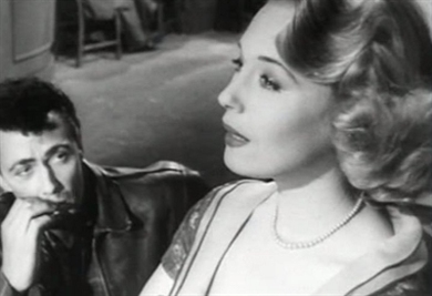 John and clare in early swinging video - 1 10
