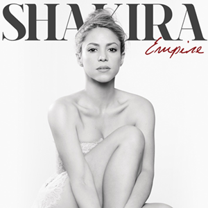 Shakira — Empire (studio acapella)
