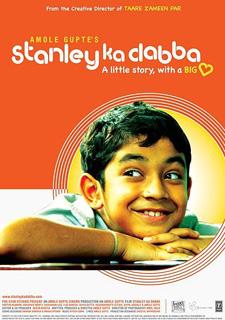 <i>Stanley Ka Dabba</i> 2011 film by Amole Gupte(Stanley stippin Tiffin box)