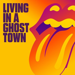 Living in a Ghost Town Single by The Rolling Stones