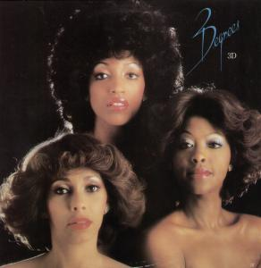 <i>3D</i> (The Three Degrees album) 1979 studio album by The Three Degrees