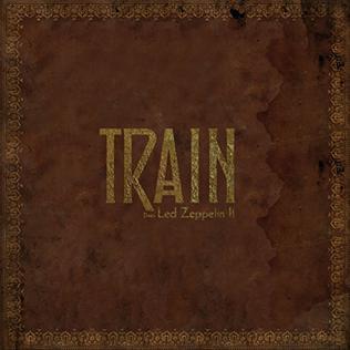 <i>Train Does Led Zeppelin II</i> 2016 studio album by Train