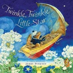 <i>Twinkle, Twinkle, Little Star</i> (Pinkney book) book by Jane Taylor