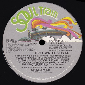 Uptown Festival (song)