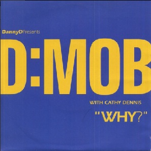 Why (D Mob song) 1994 single by D Mob featuring Cathy Dennis