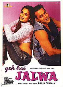 <i>Yeh Hai Jalwa</i> 2002 film by David Dhawan