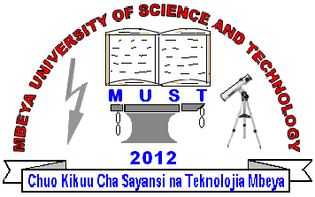 7%2f73%2fmbeya university of science and technology logo