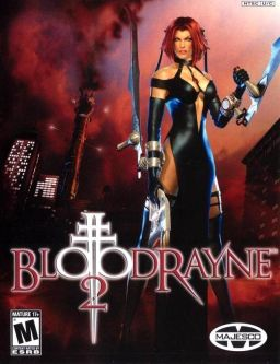Bloodrayne2 ps2 front.JPG