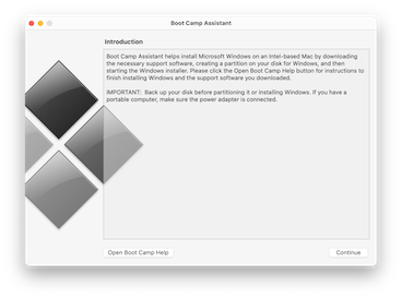 Migration for os x and boot camp download
