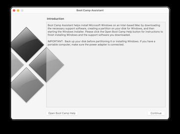 boot camp mac 10.4 free download