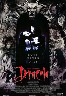 Picture of a movie: Bram Stoker's Dracula