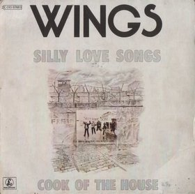 Cook of the House 1976 single by Wings