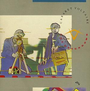 <i>The Crackdown</i> 1983 studio album by Cabaret Voltaire