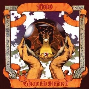 <i>Sacred Heart</i> (Dio album) last Dio album to include guitarist Vivian Campbell