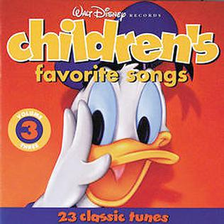 disney childrens favorite songs 3 wikipedia
