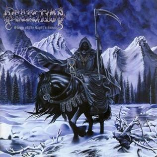 <i>Storm of the Lights Bane</i> 1995 studio album by Dissection
