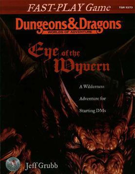 Eye of the Wyvern - Wikipedia