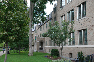 University Of Notre Dame Residence Halls Wikiwand