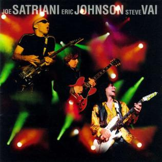 1997 album by Joe Satriani, Eric Johnson and Steve Vai