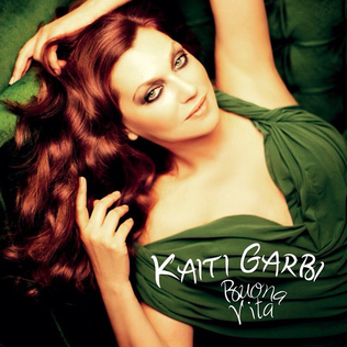 <i>Buona Vita</i> (Katy Garbi album) 2013 studio album by Katy Garbi