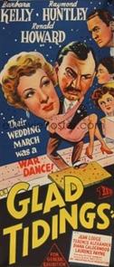 <i>Glad Tidings</i> (film) 1953 film by Wolf Rilla