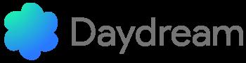 Logotip de Daydream