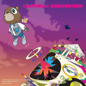Image result for kanye graduation