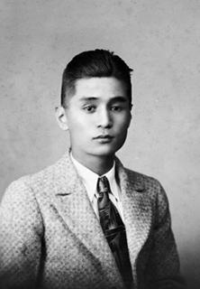Hideo Date Japanese-American painter