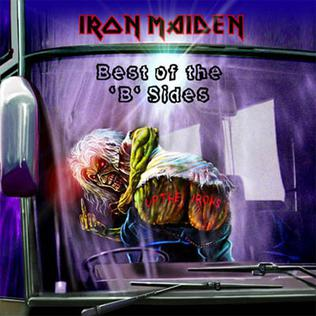 <i>Best of the B Sides</i> 2002 compilation album by Iron Maiden