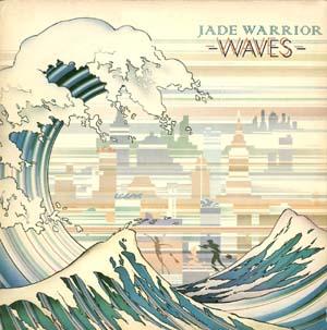 <i>Waves</i> (Jade Warrior album) 1975 studio album by Jade Warrior