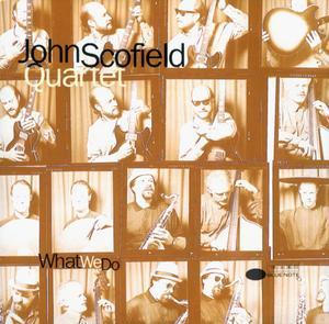 <i>What We Do</i> 1993 studio album by John Scofield Quartet