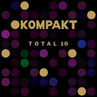 <i>Total 10</i> 2009 compilation album by Various Artists