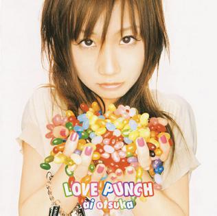 <i>Love Punch</i> 2004 studio album by Ai Otsuka