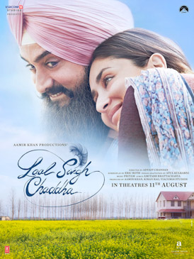 Aamir khan in upcoming movie laal singh chaddha