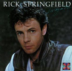 <i>Living in Oz</i> 1983 studio album by Rick Springfield