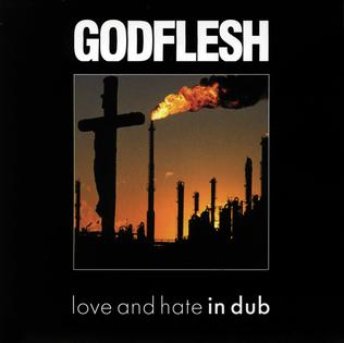 <i>Love and Hate in Dub</i> 1997 remix album by Godflesh